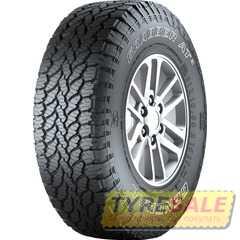 Летние шины GENERAL GRABBER AT3 - Интернет магазин шин и дисков по минимальным ценам с доставкой по Украине TyreSale.com.ua