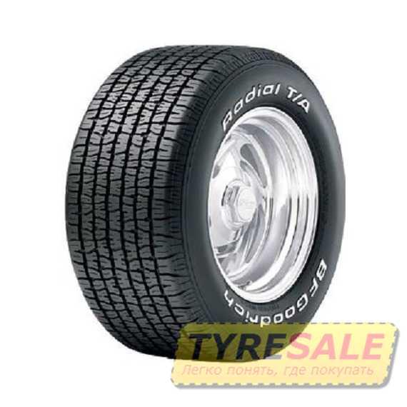 Всесезонная шина BFGOODRICH Radial T/A - Интернет магазин шин и дисков по минимальным ценам с доставкой по Украине TyreSale.com.ua