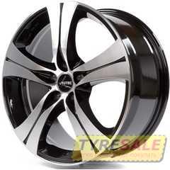 AUTEC Ethos Schwarz poliert - Интернет магазин шин и дисков по минимальным ценам с доставкой по Украине TyreSale.com.ua