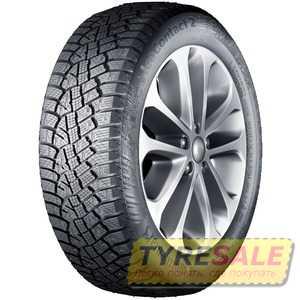 Купить Зимняя шина CONTINENTAL ContiIceContact 2 215/55R16 97T (шип)