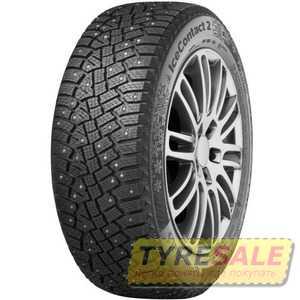 Купить Зимняя шина CONTINENTAL IceContact 2 265/45R20 108T (Шип)