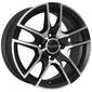 Купить KYOWA Racing KR718 MBKF R15 W6.5 PCD5x112 ET40 DIA 73.1