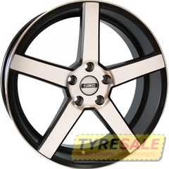 Легковой диск TECHLINE V03-1665 BD - Интернет магазин шин и дисков по минимальным ценам с доставкой по Украине TyreSale.com.ua