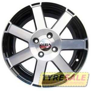 Купить DISLA Hornet 601 BD R15 W6.5 PCD5x114.3 ET35 DIA67.1
