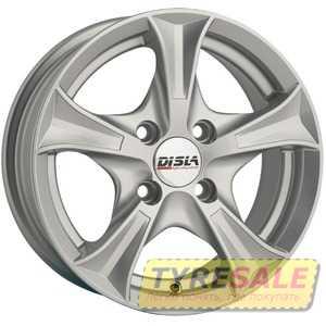 Купить DISLA Luxury 606 S R14 W6 PCD5x100 ET37 DIA67.1