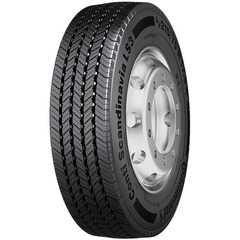 Грузовая шина CONTINENTAL Conti Scandinavia LS3 - Интернет магазин шин и дисков по минимальным ценам с доставкой по Украине TyreSale.com.ua