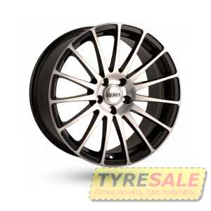 Купить DISLA TURISMO 820 BD R17 W7.5 PCD5x114.3 ET40 DIA67.1