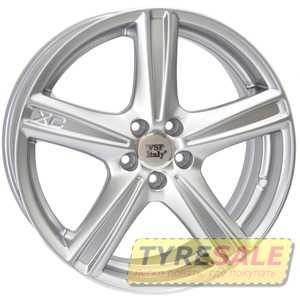Купить WSP ITALY Lima VL54 W1254 Super silver R19 W8 PCD5x108 ET49 DIA65.1