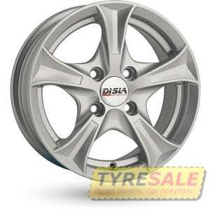 Купить DISLA Luxury 506 FS R15 W6.5 PCD4x108 ET35 DIA67.1