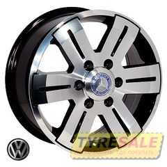 REPLICA MERCEDES BK562 BP - Интернет магазин шин и дисков по минимальным ценам с доставкой по Украине TyreSale.com.ua