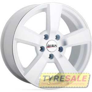 Купить DISLA Formula 603 WD R16 W7 PCD5x120 ET38 DIA65.1