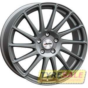 Купить AUTEC Oktano Gunmetal matt R18 W8 PCD5x112 ET35 HUB70.1
