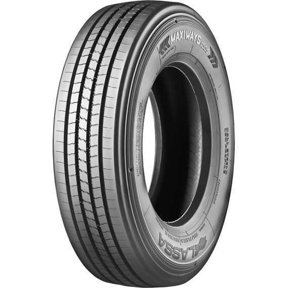 Грузовая шина LASSA Maxiways 100S - Интернет магазин шин и дисков по минимальным ценам с доставкой по Украине TyreSale.com.ua