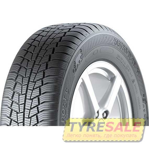 Зимняя шина GISLAVED EuroFrost 6 - Интернет магазин шин и дисков по минимальным ценам с доставкой по Украине TyreSale.com.ua