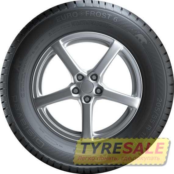 Купить Зимняя шина GISLAVED Euro Frost 6 165/70R14 81T