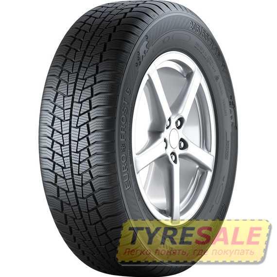 Зимняя шина GISLAVED Euro Frost 6 - Интернет магазин шин и дисков по минимальным ценам с доставкой по Украине TyreSale.com.ua
