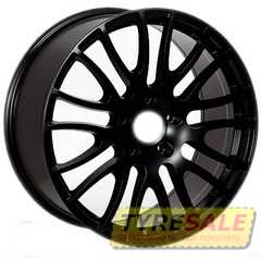 Легковой диск REPLICA AUDI FR789 MattBLACK - Интернет магазин шин и дисков по минимальным ценам с доставкой по Украине TyreSale.com.ua