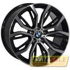 Легковой диск REPLICA BMW TL1366ND BMF - Интернет магазин шин и дисков по минимальным ценам с доставкой по Украине TyreSale.com.ua
