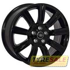 Легковой диск REPLICA LAND ROVER TL9002 BLACK - Интернет магазин шин и дисков по минимальным ценам с доставкой по Украине TyreSale.com.ua