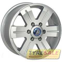 Легковой диск REPLICA MERCEDES BK562 S - Интернет магазин шин и дисков по минимальным ценам с доставкой по Украине TyreSale.com.ua