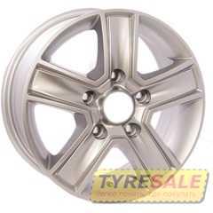 Легковой диск REPLICA FORD BK473 S - Интернет магазин шин и дисков по минимальным ценам с доставкой по Украине TyreSale.com.ua