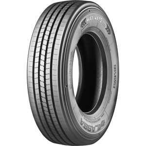 Купить Грузовая шина LASSA Maxiways 100S (рулевая) 225/75R17.5 129M