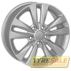 Легковой диск ZF TL0278NW S - Интернет магазин шин и дисков по минимальным ценам с доставкой по Украине TyreSale.com.ua