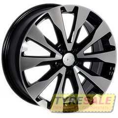 Легковой диск REPLICA SUBARU 7727 BP - Интернет магазин шин и дисков по минимальным ценам с доставкой по Украине TyreSale.com.ua