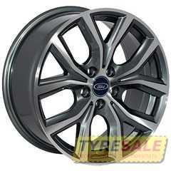 Легковой диск REPLICA FORD FE129 GMF - Интернет магазин шин и дисков по минимальным ценам с доставкой по Украине TyreSale.com.ua