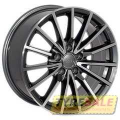 Легковой диск REPLICA AUDI BK5246 GP - Интернет магазин шин и дисков по минимальным ценам с доставкой по Украине TyreSale.com.ua