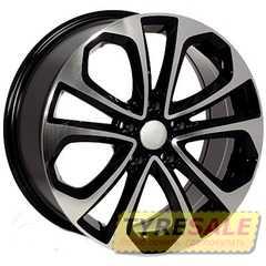 Легковой диск REPLICA KIA 7688 BP - Интернет магазин шин и дисков по минимальным ценам с доставкой по Украине TyreSale.com.ua