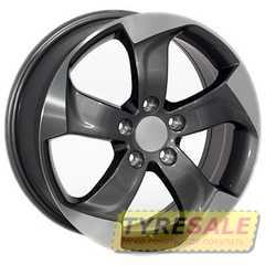 Легковой диск ZF TL5691NW GMF - Интернет магазин шин и дисков по минимальным ценам с доставкой по Украине TyreSale.com.ua