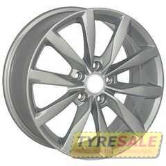 Купить Легковой диск REPLICA AUDI TL0358NW S R17 W7 PCD5x112 ET49 DIA57.1