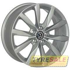 Купить Легковой диск REPLICA VOLKSWAGEN TL0358NW S R17 W7 PCD5x112 ET49 DIA57.1