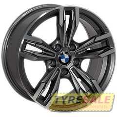 Легковой диск REPLICA BMW XH578 GMF - Интернет магазин шин и дисков по минимальным ценам с доставкой по Украине TyreSale.com.ua