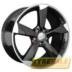 Легковой диск REPLAY A56 BKF - Интернет магазин шин и дисков по минимальным ценам с доставкой по Украине TyreSale.com.ua