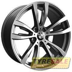 Легковой диск REPLICA B1057 GMF - Интернет магазин шин и дисков по минимальным ценам с доставкой по Украине TyreSale.com.ua