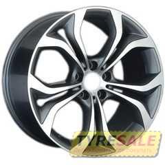 Легковой диск REPLICA B117 GMF - Интернет магазин шин и дисков по минимальным ценам с доставкой по Украине TyreSale.com.ua