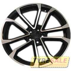 Легковой диск REPLICA GN5279 BKF - Интернет магазин шин и дисков по минимальным ценам с доставкой по Украине TyreSale.com.ua