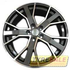 Легковой диск REPLICA LegeArtis A520 GMF - Интернет магазин шин и дисков по минимальным ценам с доставкой по Украине TyreSale.com.ua