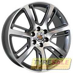 Легковой диск REPLICA CL972 GMF - Интернет магазин шин и дисков по минимальным ценам с доставкой по Украине TyreSale.com.ua