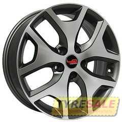 Легковой диск REPLICA KI528 MBMF - Интернет магазин шин и дисков по минимальным ценам с доставкой по Украине TyreSale.com.ua