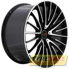 Легковой диск REPLICA LegeArtis MR532 BKF - Интернет магазин шин и дисков по минимальным ценам с доставкой по Украине TyreSale.com.ua