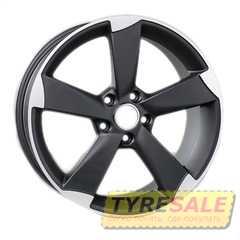 Легковой диск REPLICA 1225 BD - Интернет магазин шин и дисков по минимальным ценам с доставкой по Украине TyreSale.com.ua