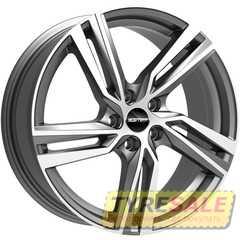 Купить Легковой диск GMP Italia ARCAN POL/GME R18 W7.5 PCD5x114.3 ET45 DIA67.1