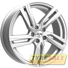 Легковой диск GMP Italia ARCAN POL/SIL - Интернет магазин шин и дисков по минимальным ценам с доставкой по Украине TyreSale.com.ua