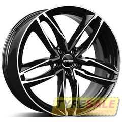 Легковой диск GMP Italia ATOM POL/BLK - Интернет магазин шин и дисков по минимальным ценам с доставкой по Украине TyreSale.com.ua