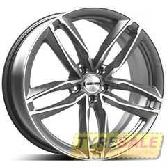 Легковой диск GMP Italia ATOM POL/GME - Интернет магазин шин и дисков по минимальным ценам с доставкой по Украине TyreSale.com.ua