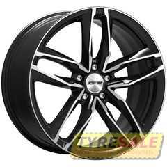 Легковой диск GMP Italia ATOM POL/MBL - Интернет магазин шин и дисков по минимальным ценам с доставкой по Украине TyreSale.com.ua