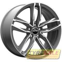 Легковой диск GMP Italia ATOM POL/MGM - Интернет магазин шин и дисков по минимальным ценам с доставкой по Украине TyreSale.com.ua